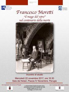 centenario Moretti locandina
