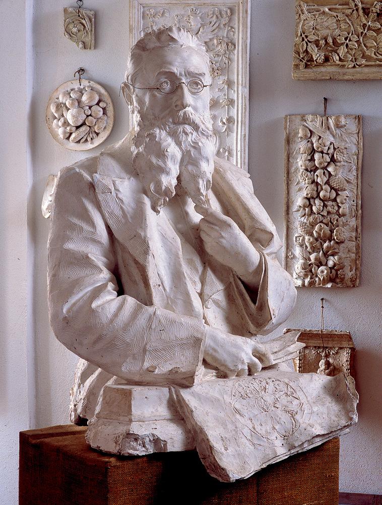 Busto di Francesco Moretti